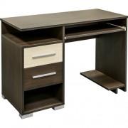 Komfort 2 fiókos számítógépasztal