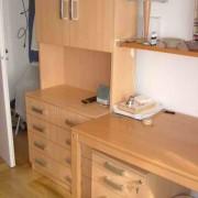 Társasházi lakás dolgozószoba