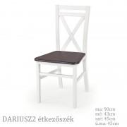 Dariusz 2 étkezőszék