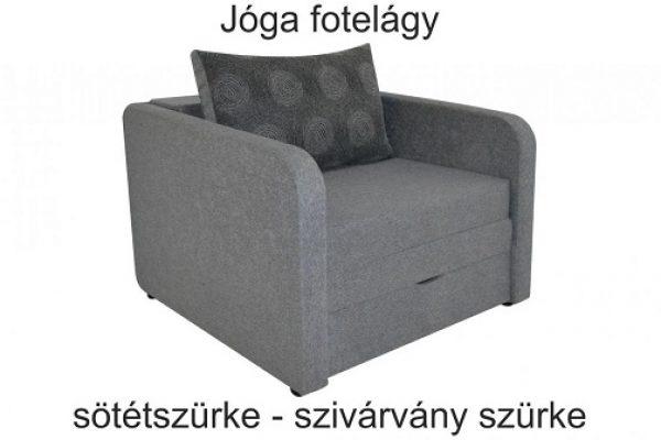 JÓGA ausziehbare Sessel