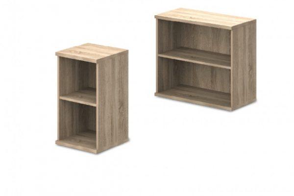 Nyitott-polcos asztalmagas szekrények [Vénusz]